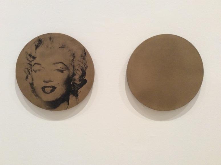 Andy Warhol, Gold Marilyn
